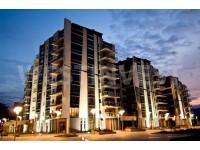 """В современном доме """"Престиж Тавер"""",  непосредственно на берегу Дуная,  продается недвижимость, состоящая из 3-х квартир"""